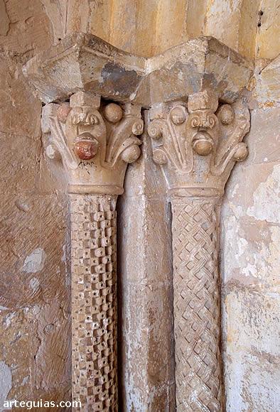 Columnas vinculadas a Estíbaliz