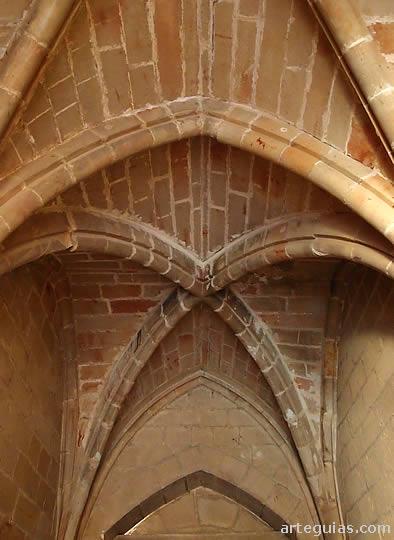 Bóveda del locutorio