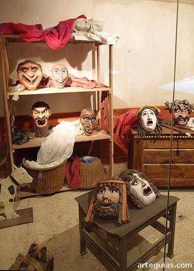 Reproducción de máscaras