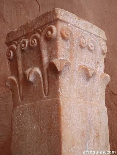 Este museo emeritense conserva una abultada colección de piezas visigodas