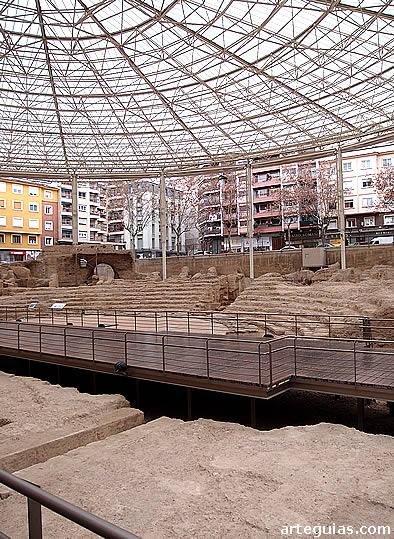 Teatro de Caesaraugusta