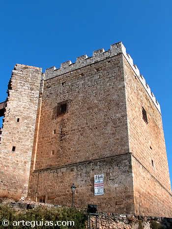 Castillo o Alcazaba de Requena, Valencia