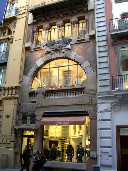 Arte Liberty in Italia  Napoli Liberty