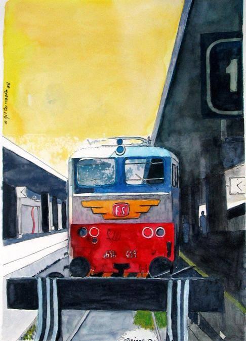 Stazione Termini - Rafael Gil Cerracín