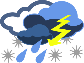 Weather image from Dreamatico