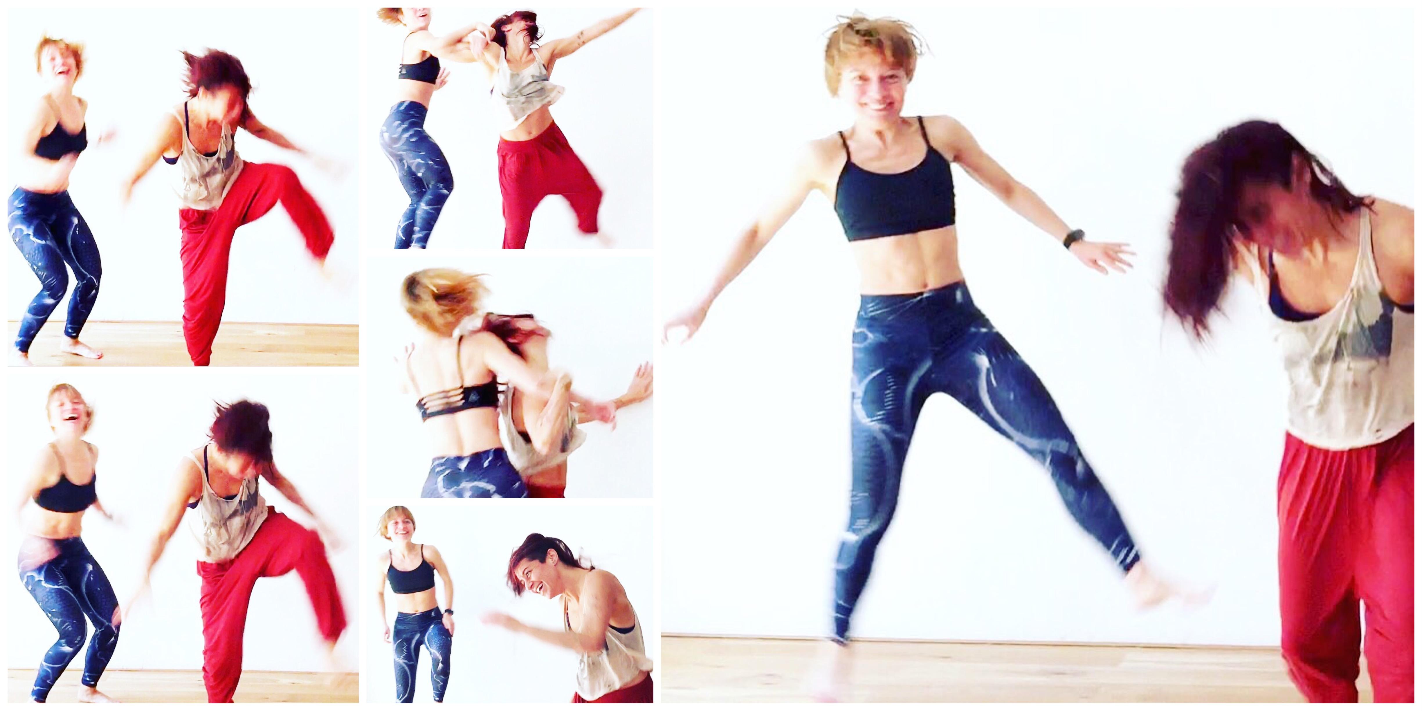 Yogance con Tamara Levinson: movimento come terapia per il corpo e per l'anima