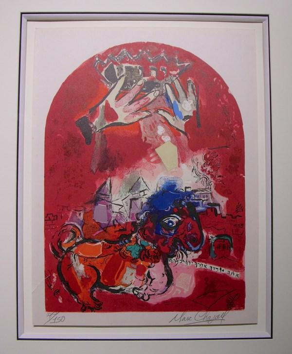 Judah Marc Chagall Sold - Art Encounter