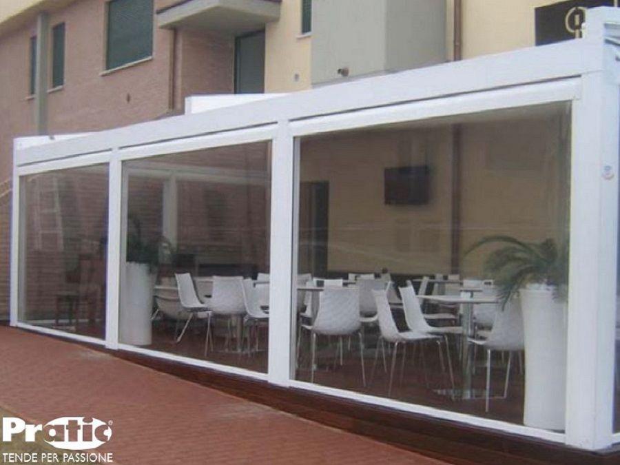 tende in pvc da esterno | tende in pvc per balconi. Chiusure Per Esterni Per Verande Terrazzi Balconi Porticati Bar