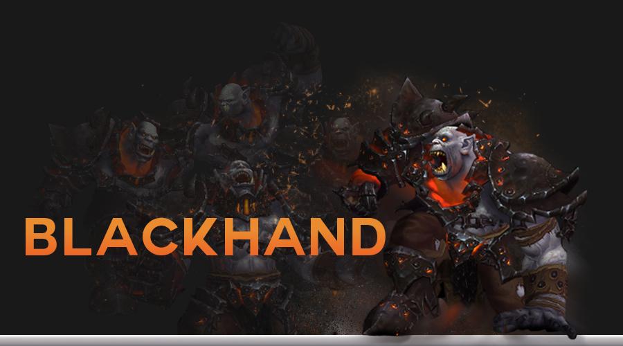 Blackhand web banner