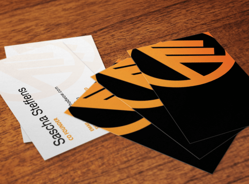Business Card Design – Method