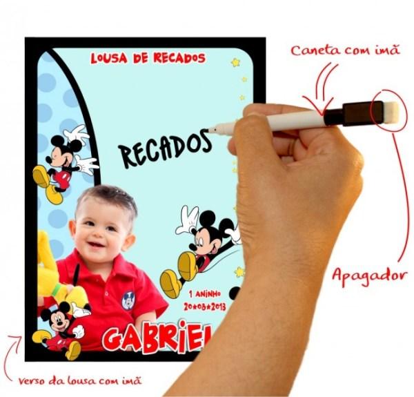 lousinha arte no papel lembrancinhas personalizadas com foto