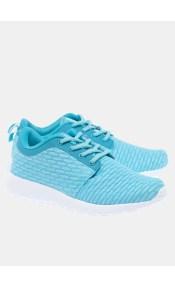 Gracie sneaker με λευκή σόλα, γαλάζιο