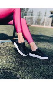 Lauren sneaker, μαύρο