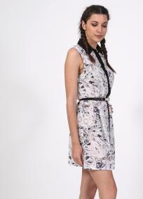 Alber shirt mini φόρεμα