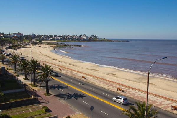 Bahia Honda Vista a la playa de Malvin