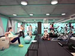 More Echevarriarza – Gym