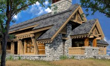 Mountain Modern Architecture Home Design
