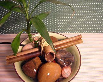 Como Fazer Fonte Japonesa 14 Como fazer uma fonte de bambu passo a passo