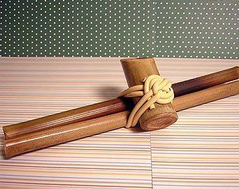 Como Fazer Fonte Japonesa 5 Como fazer uma fonte de bambu passo a passo