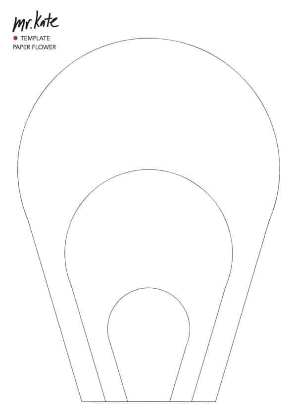 Moldes de flores para imprimir: desenhos, ideias, como