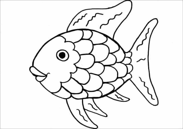 Molde de Peixe em EVA para Imprimir: Feito com CD, para