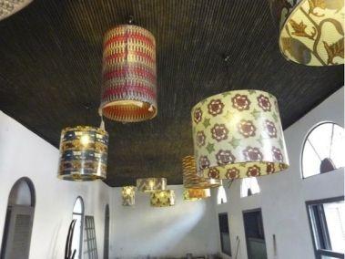 Hotel en Senegal Pantallas Artesanía Roig