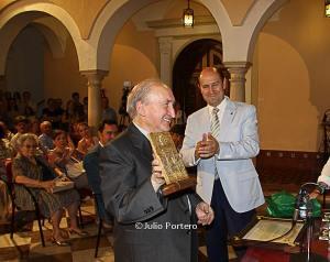 José Pedraza, Premio Artesano