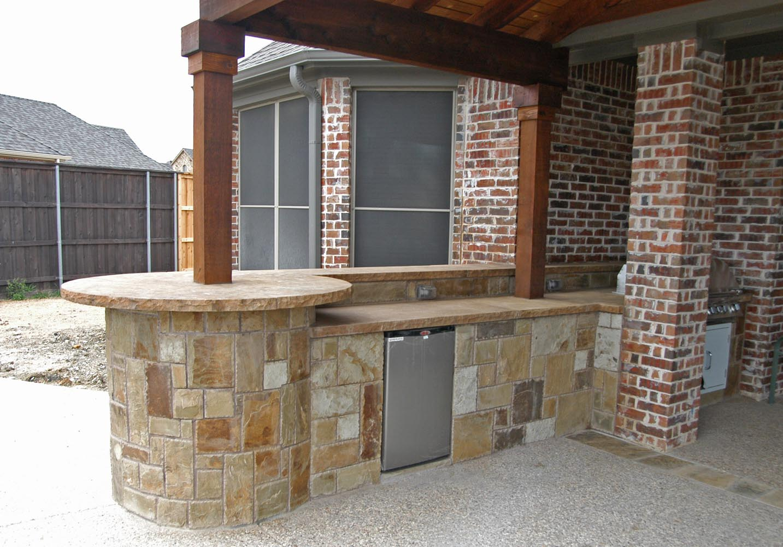 Dallas Outdoor Living Gallery Frisco Outdoor Kitchen Plano