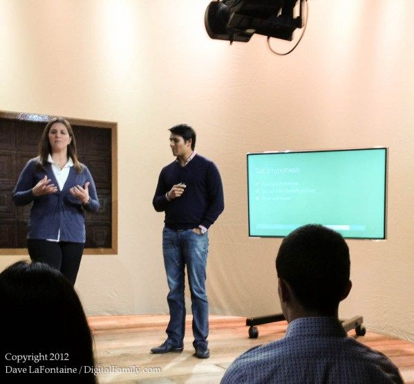 "Sarah Leary and Nirav Tolia, of Nextdoor.com said that entrepreneurs should ask themselves, ""Can you see yourself doing this for the next 10 years?"""