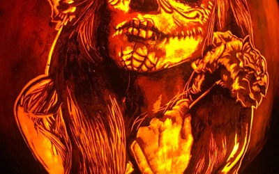 Creativity During the Pandemic: Pumpkin-Carving Beyond Jack O'Lanterns