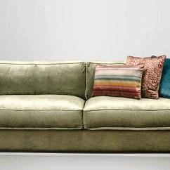 70s Sofa Green Velvet Uk Large Sofa, ...