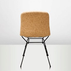 Dining Chair Covers Cork Best Studio The Eva Leather Made Of Genuine