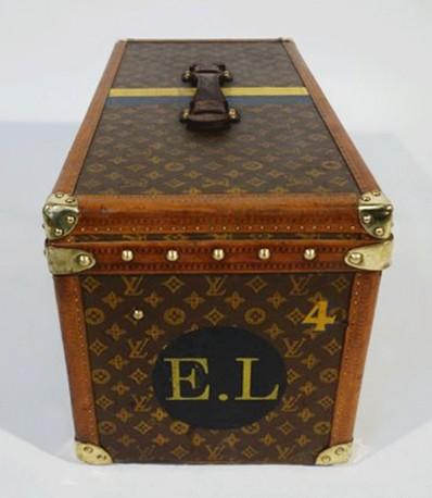 Malle Pour Chaussures Malle Louis Vuitton Ancienne 1900