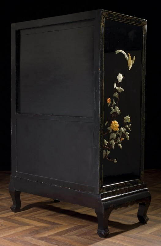 armoire chinoise ancienne meuble