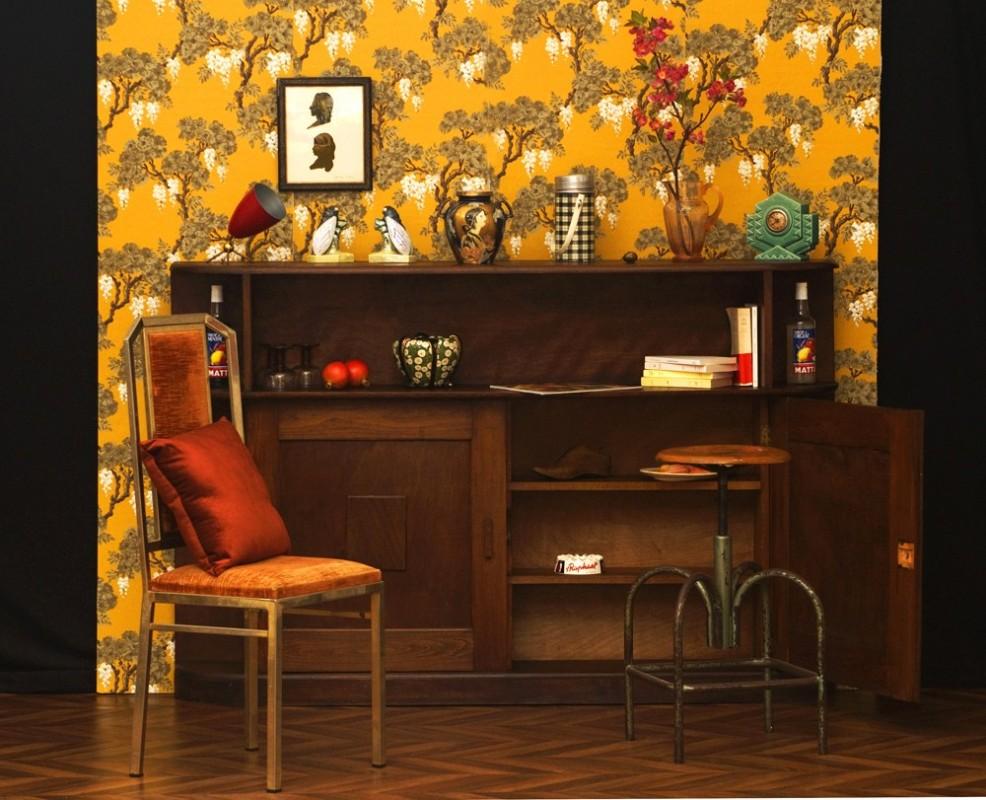 Console Bar Comptoir Buffet Enfilade Style Art Dco