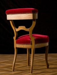 Smoking chair, Unique antique and vintage decoration object