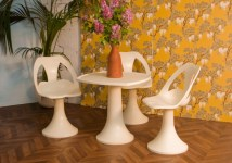 Vintage Garden Furniture 70s 1970 Outdoor