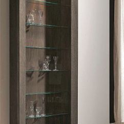 Decorate Living Room Pictures In Shallow Depth Wall Hanging Display Cabinet