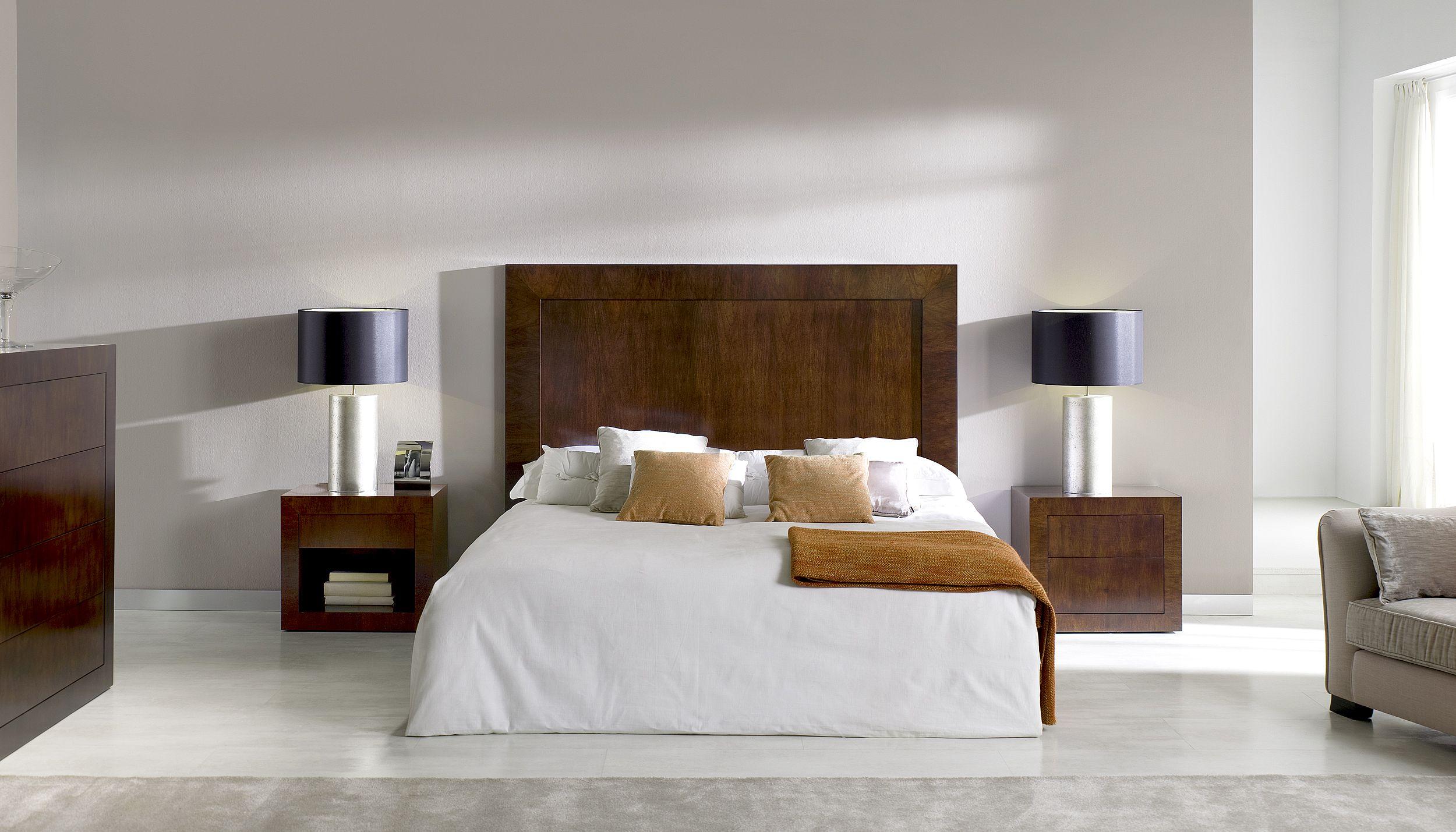 Mesita dormitorio de diseo contemporneo alta decorcain
