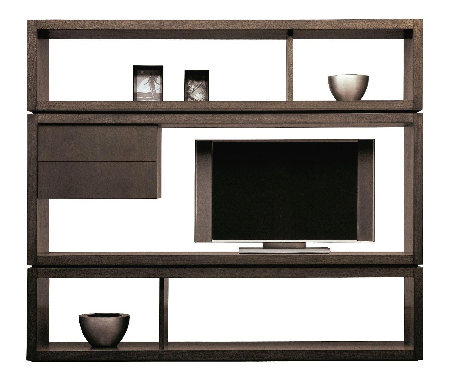 Mueble de televisin modular