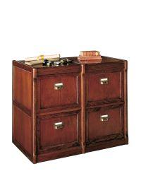Classic horizontal Filing cabinet