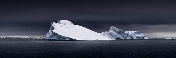 David Burdeny. Sloped, Antarctic Sound, 2007