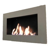 Wall Mount Ethanol Fireplace AH66