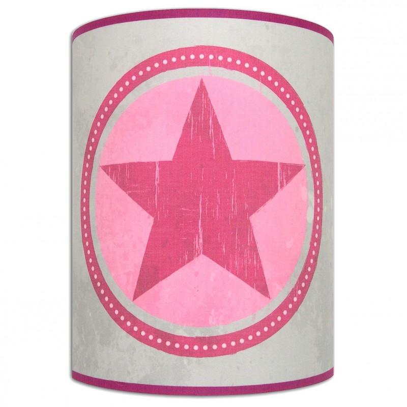 Applique chambre ado toile Star Girl