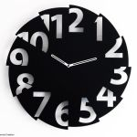 orologio number
