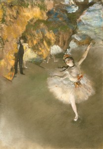 degas the star