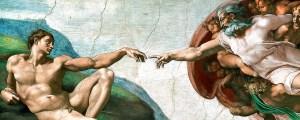 michelangelo the creation of adam sistine chapel