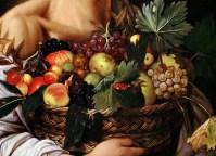 Fanciullo con canestro di frutta di Caravaggio: analisi