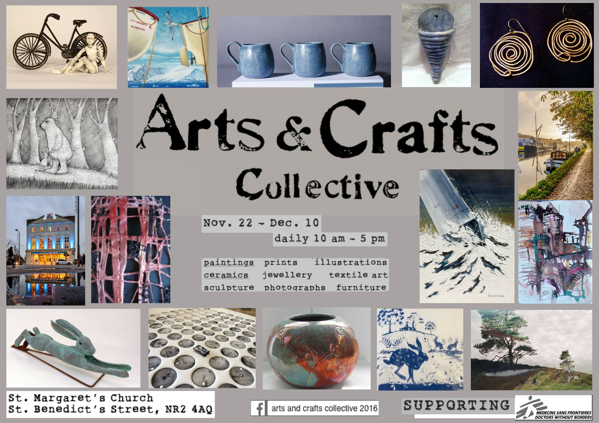 Art and Crafts Collective at St Margaret's Church of Art