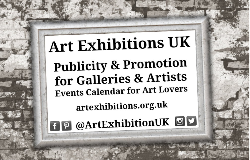 Art Exhibitions UK publicity & promotion